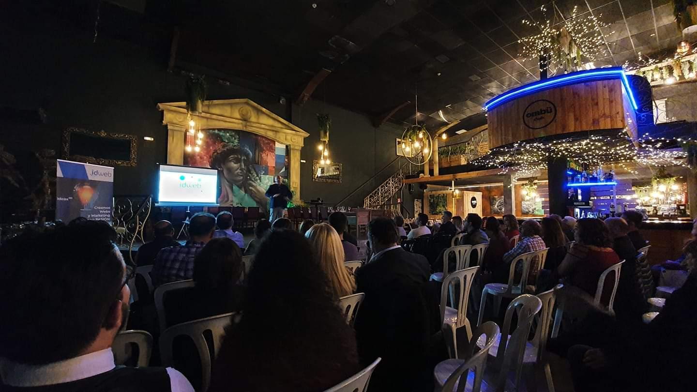 Celebración del 20 aniversario idweb