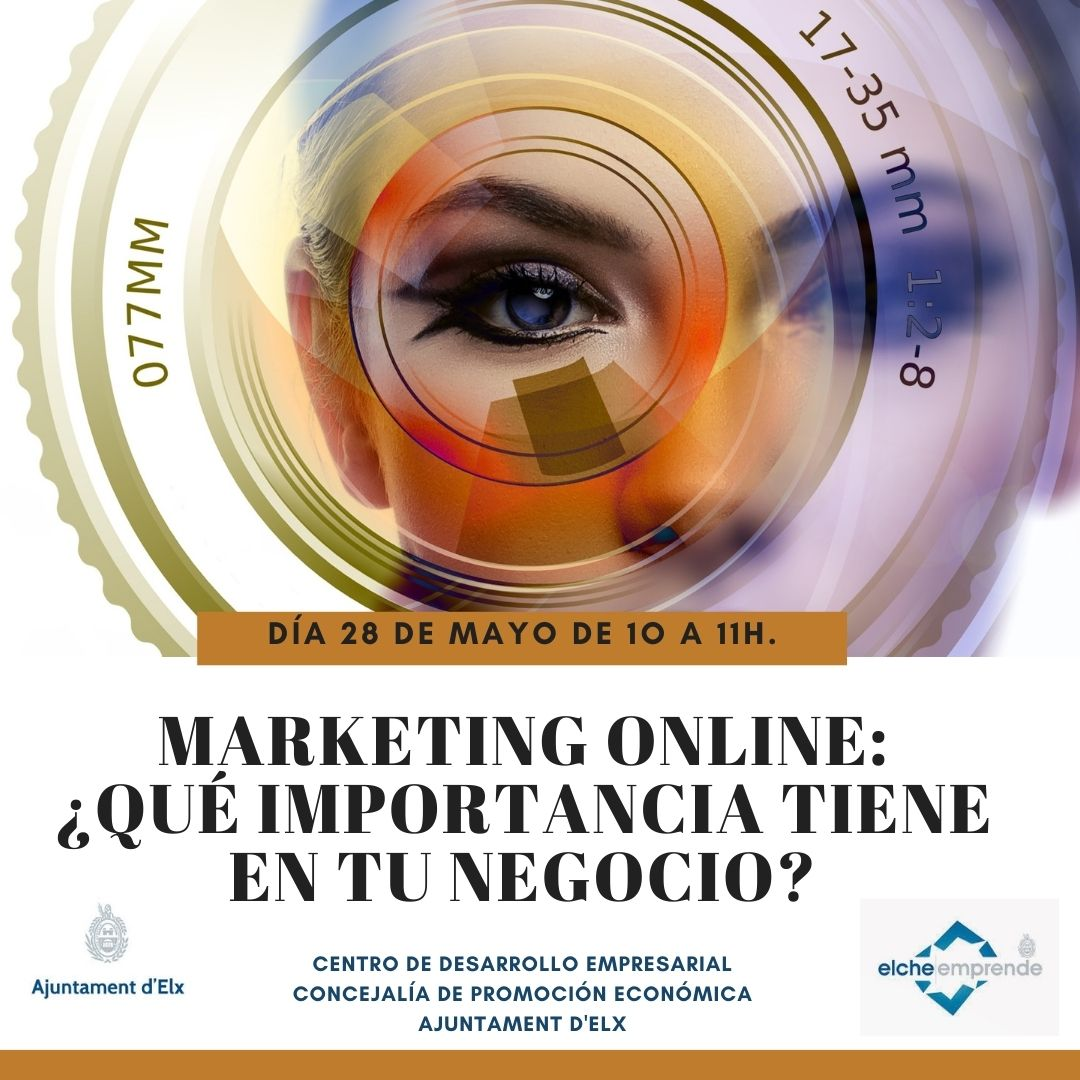 Curso GRATIS Marketing Online. ¿Le das importancia en tu negocio?
