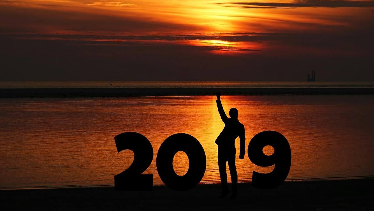 Gran nuevo año 2019