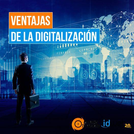 ¿Has analizado en alguna ocasión las ventajas que tiene digitalizar tu negocio?