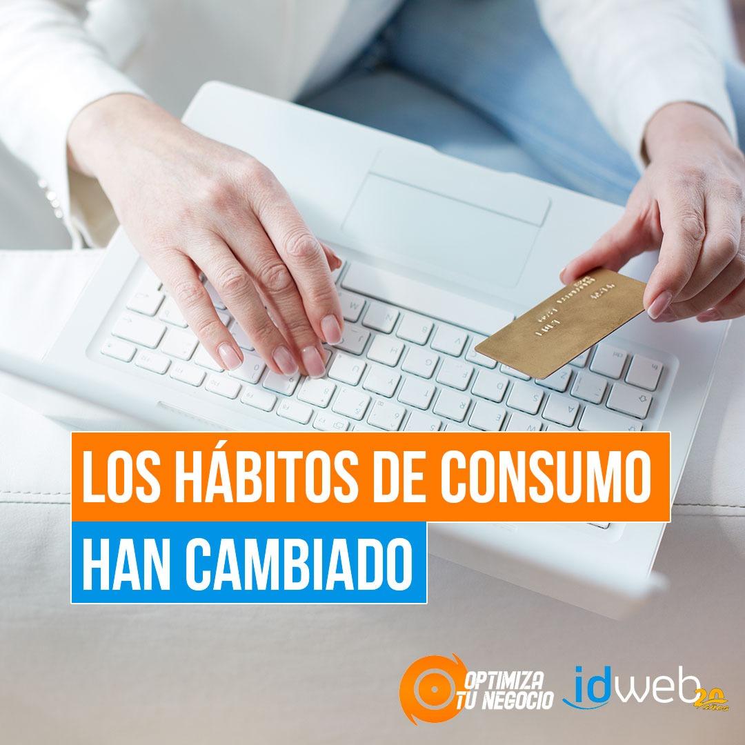 Los hábitos de consumo evolucionan constantemente