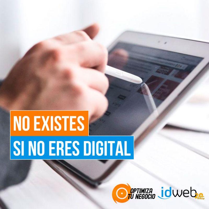 NO existes si NO eres digital