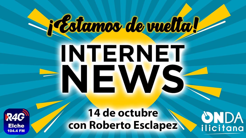 Nueva temporada de Internet NEWS
