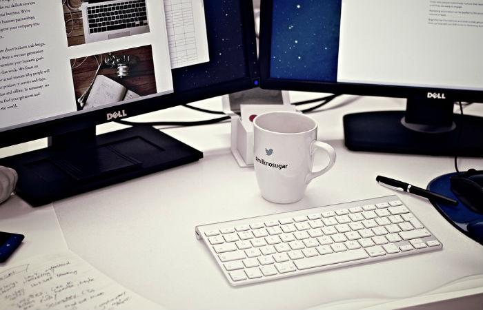 escritorio trabajo