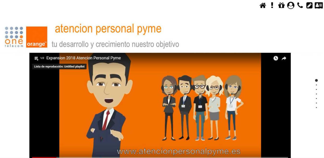 Atencion personal pyme