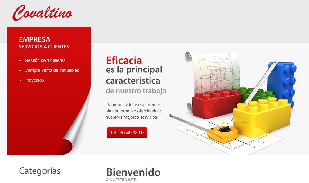 web Covaltino