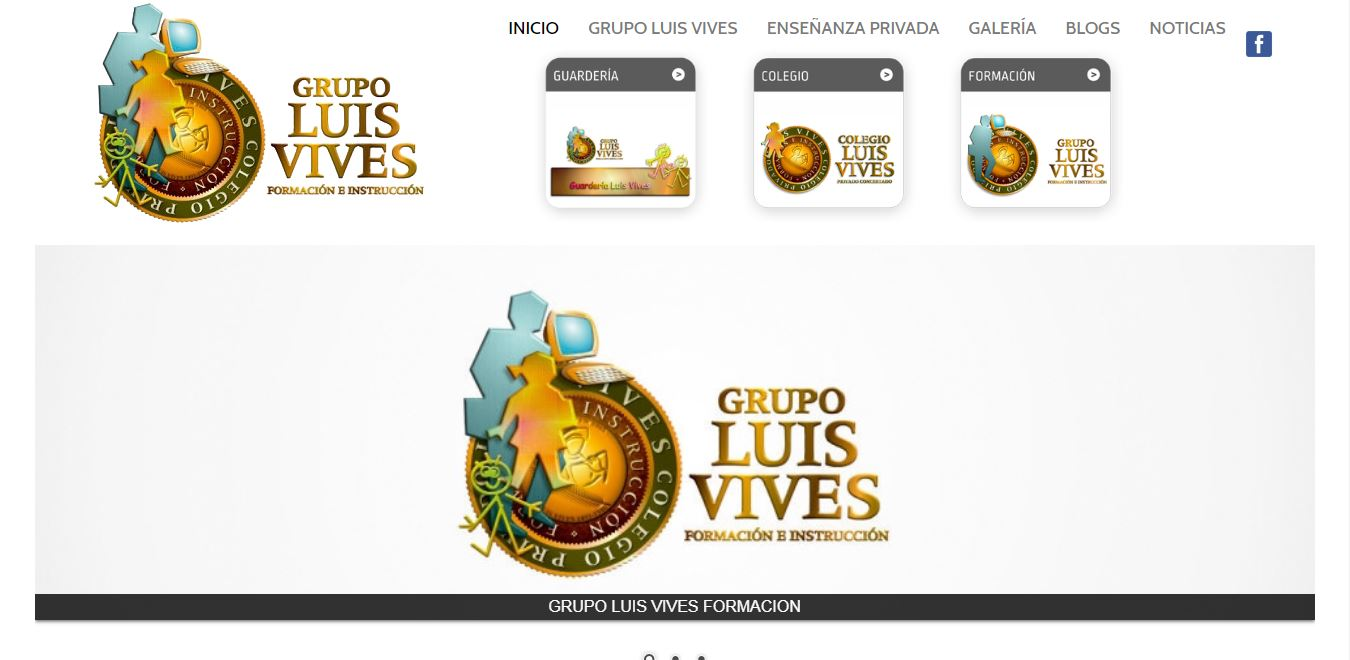 web grupoluisvives