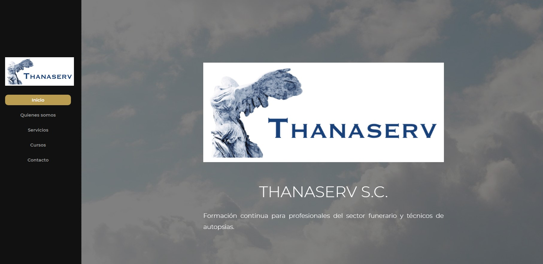THANASERV S.C. - Empresa de referencia en tanatopráxia con amplia experiencia en el sector.