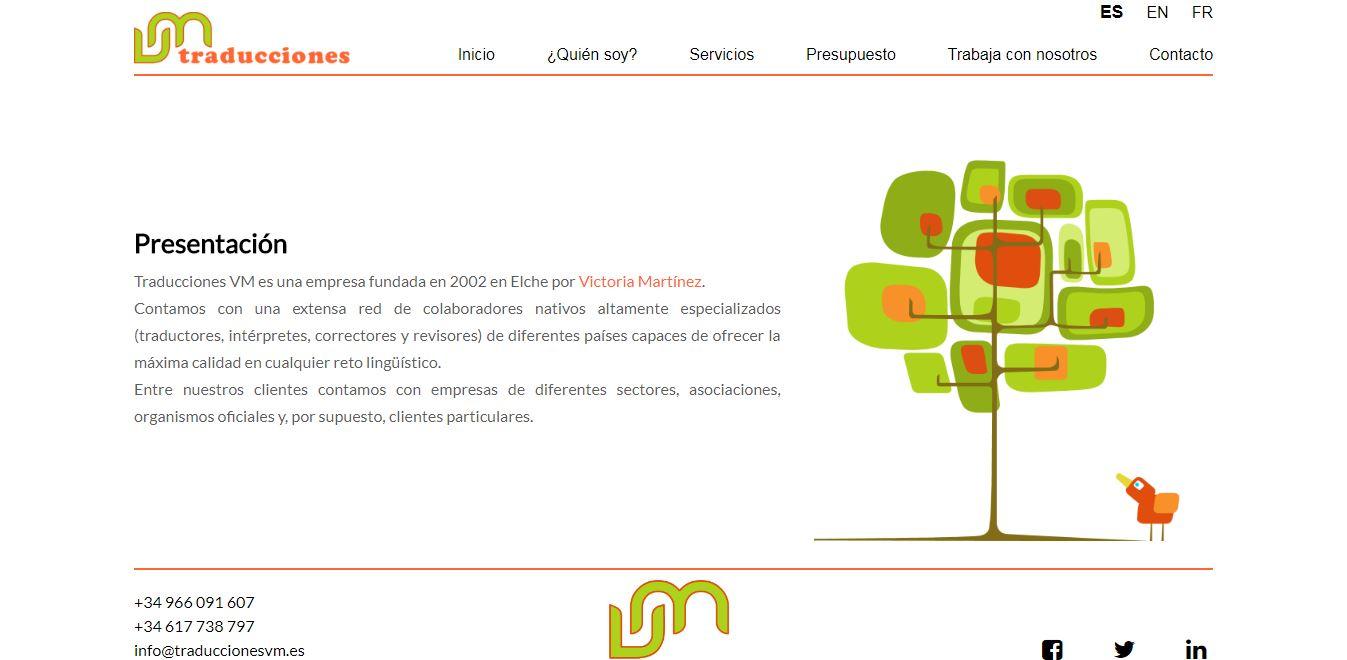 Traducciones VM